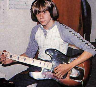 Les débuts de Nirvana