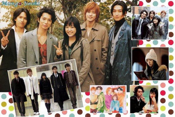 Hana Yori Dango en dramaMa note : 185/20T'aimes toi les dramas ?Tu connais ce drama ?Manga-books