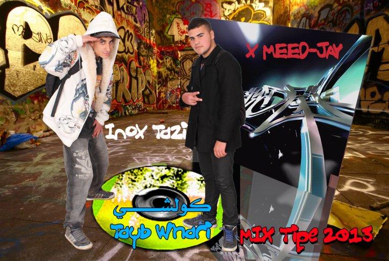 Album Sa7 Dial Bsa7 / inoxtazi & XMEED Jay.kolchi Tayb wHari (2013)