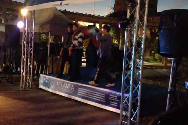 Freestyle:inoxtazi & Capitaine & Nassim Simaxx.[في جولة اتلانتا بمدينة تازة]