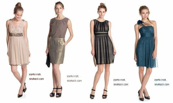 ••• Bienvenue dans l'actualité de la mode et de la beauté sur le blog Esprit•••