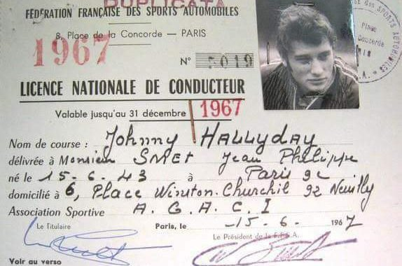 Johnny Hallyday -