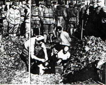 Le viol et le massacre de Nankin