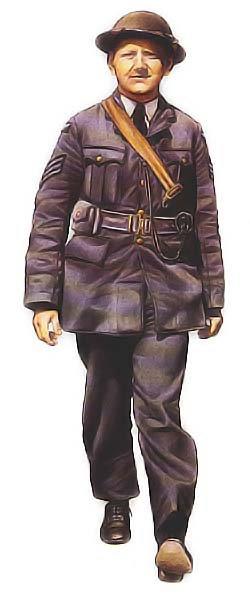 L'armée de l'air britannique