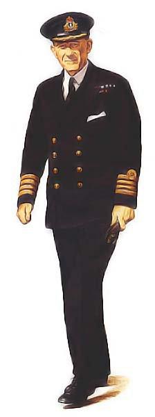 La marine britannique