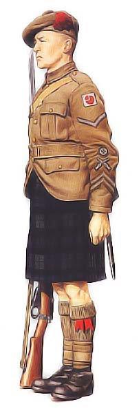 L'armée de terre britannique