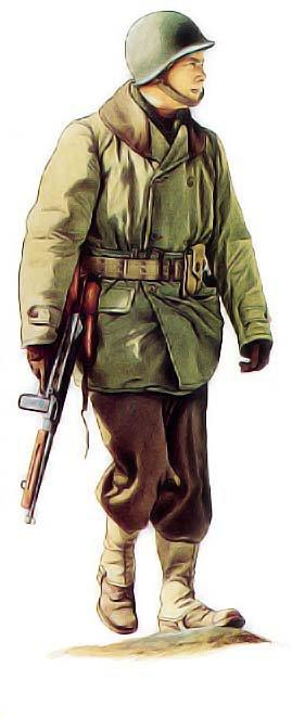 L'armée de terre américaine