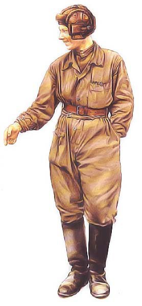 Les tankistes soviétiques