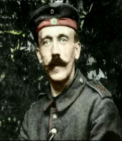 Soldat Adolf Hitler