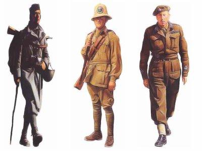 L'armée de terre italienne