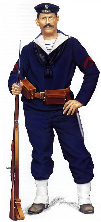 La marine grecque