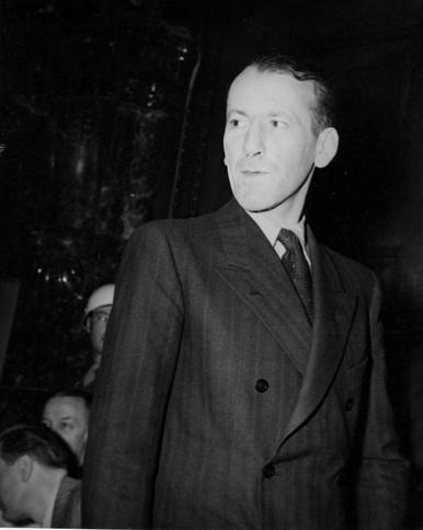 Ernst Kaltenbrunner (Chef du RSHA,sécurité du Reich)