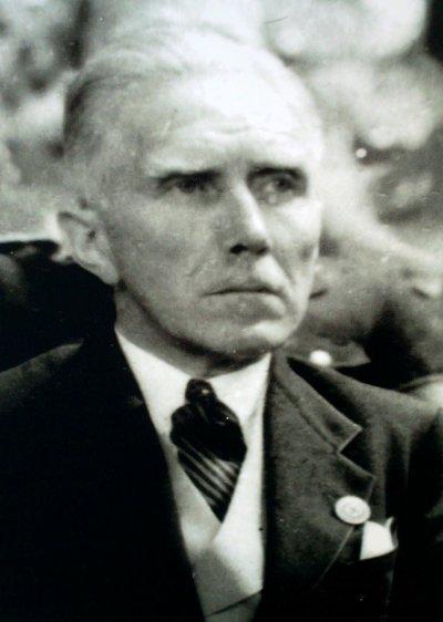 Franz von Papen (ex-chancelier du Reich,ambassadeur de Turquie)