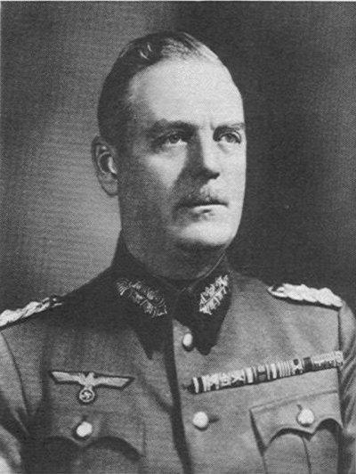Wilhelm Keitel (chef du haut commandement des forces armées)