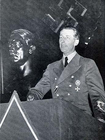 Hans Fritzsche (directeur du service de la radio au ministère de la propagande)