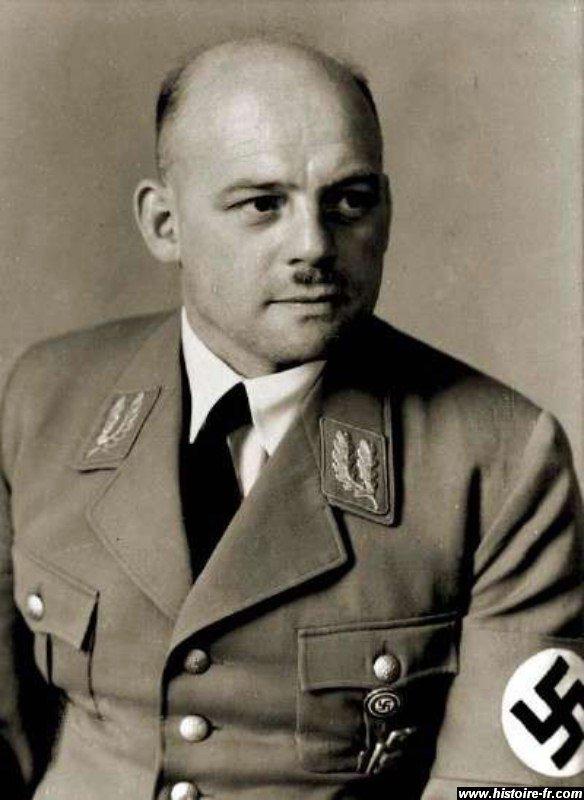 Fritz Sauckel (commissaire générale de la main-d'oeuvre)