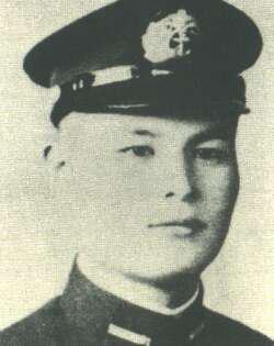 Kazuo Sakamaki (le premier prisonnier de guerre des Américains)