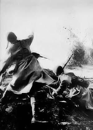 L'offensive générale soviétique