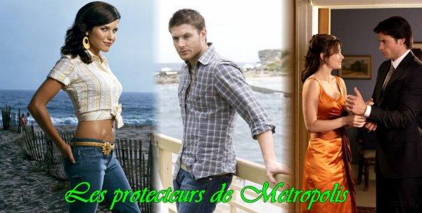 Les protecteurs de Metropolis : Episode 6