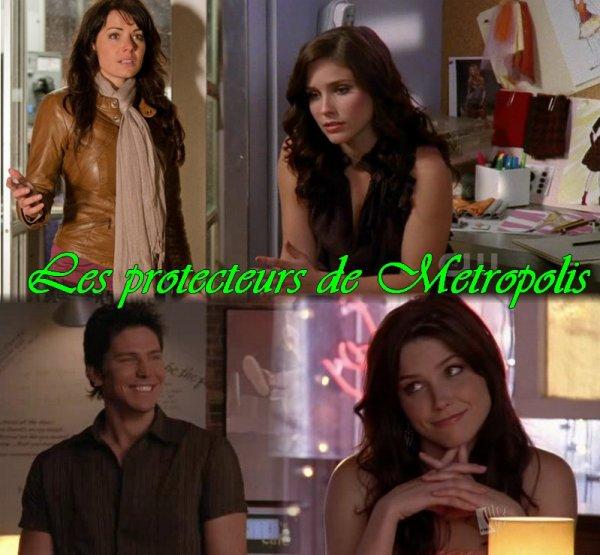Les protecteurs de Metropolis : Episode 7