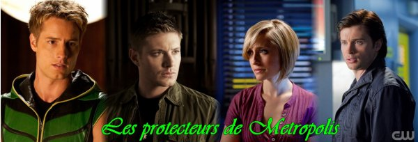 Les protecteurs de Metropolis : Episode 8