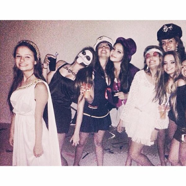 tbt halloween of this year