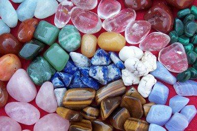 Les pierres Magique