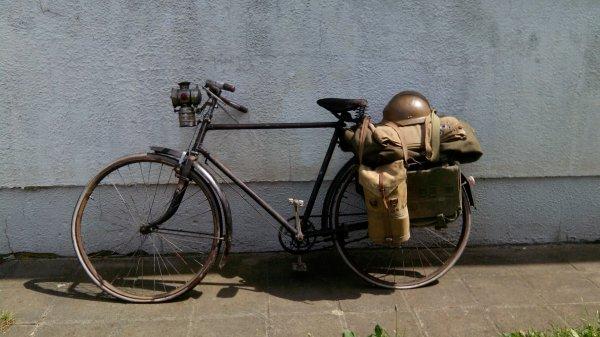 vélo armée belge 1940