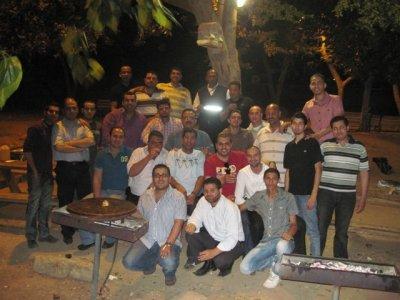 Mes amis, oiseau éleveurs en Palestine