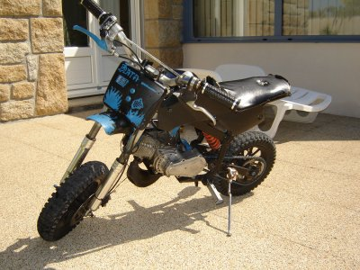 Pocket Bike Cross Tuning Stunteur 29