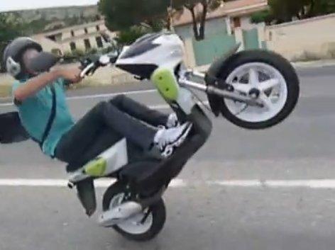 cabrag stunt