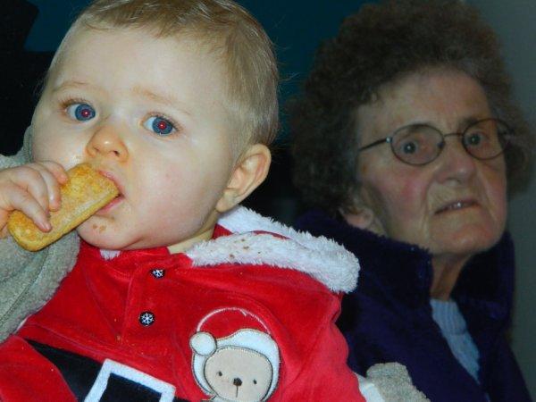 Ma Mimi et ma Maman