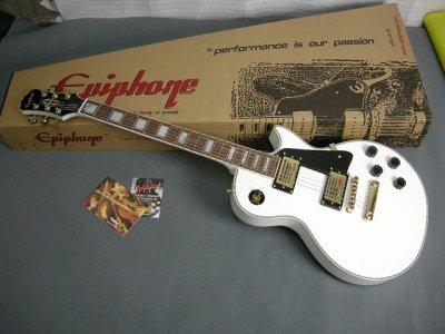 ma new guitare!!