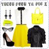 TENUE N°14 Hello Yellow