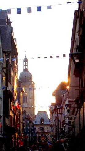 Armada de Rouen 2013 - Rue du gros horloge