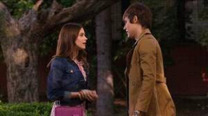 Première rencontre et premier baiser avec Leon