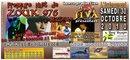 LA MEGA NUIT DU ZOUK 976 A MARSEILLE LE 30 OCTOBRE SALLE MARCHE PUCE AVEC BEDJA-ANFANE-BO HOUSS-HOUSS DJO etc..