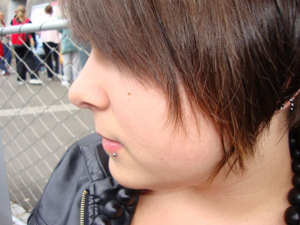 Piercing...