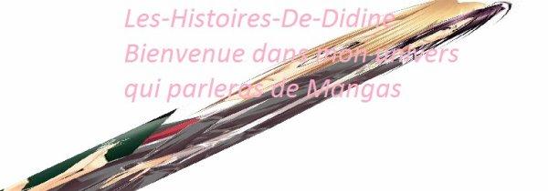 Les Histoires de Didine ♥