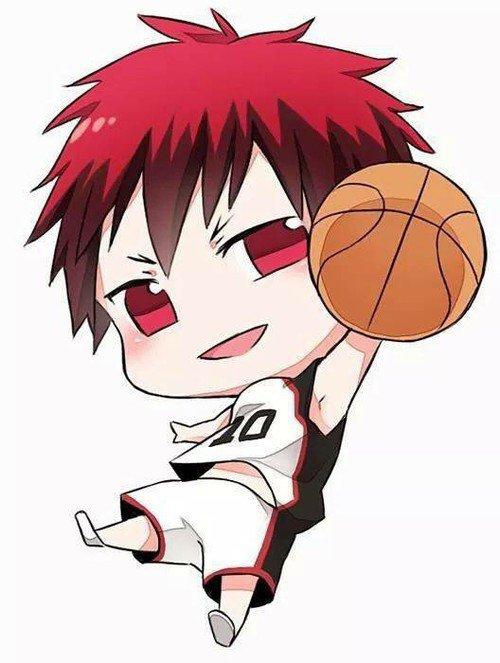 Chibi Kuroko Basket