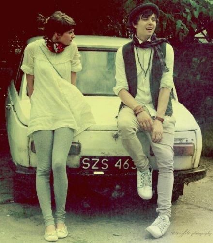 # ~  On fait des rencontres magnifiques puis l'on se quittent sur des mots pathétiques..