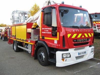 camion pompier BEA
