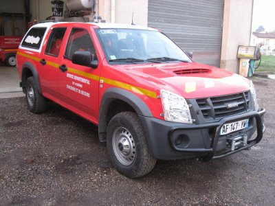camion pompier VLRTTU