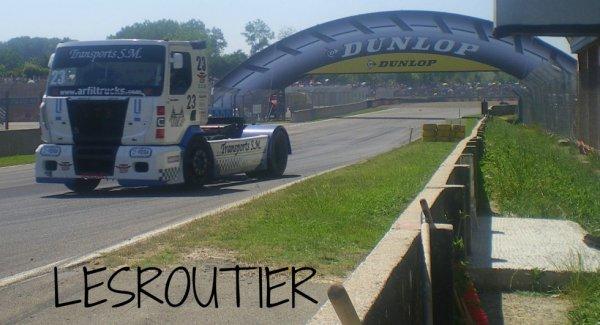 Grand prix camion nogaro 2013