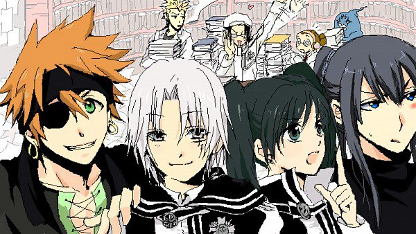 News ! : La reprise de D.Gray-man confirmée !!!!! ~ ♥