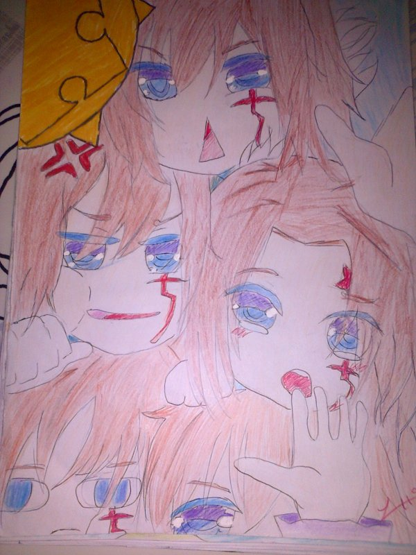 Draw!♥ : Quelques 'tits dessins ! ♥