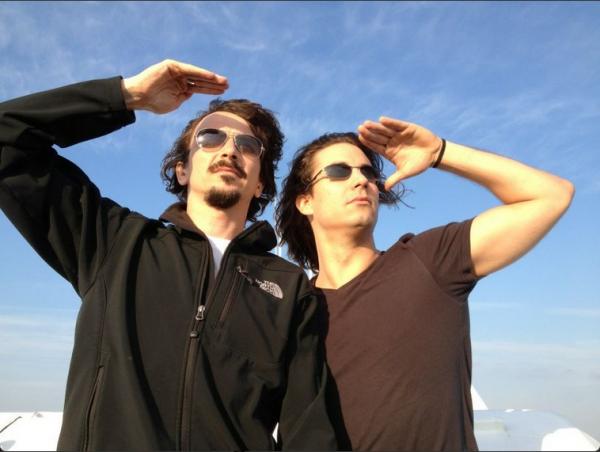 Arnaud Tsamère et Jérémy Ferrari