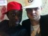 Hugues Duquesne et Ahmed Sylla