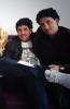 Victor Artus et Majid Berhila
