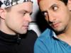 Majid Berhila et Hugues Duquesne